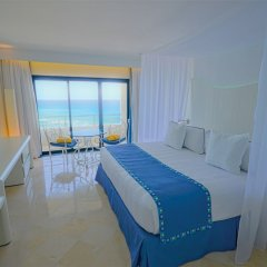 Отель Now Emerald Cancun комната для гостей фото 3