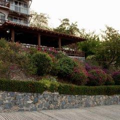 Отель Villas El Morro Сиуатанехо