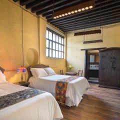 Отель Suites Los Camilos - Adults Only Мексика, Мехико - отзывы, цены и фото номеров - забронировать отель Suites Los Camilos - Adults Only онлайн комната для гостей фото 3