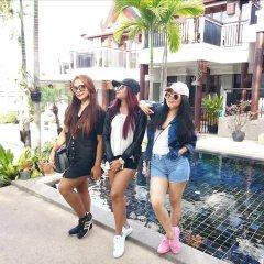 Отель Baan Yin Dee Boutique Resort