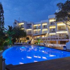 Отель Apartamentos Castavi Испания, Форментера - отзывы, цены и фото номеров - забронировать отель Apartamentos Castavi онлайн бассейн фото 3