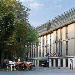 Radisson Blu Hotel, Krakow парковка
