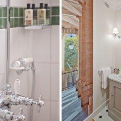 Отель My Home For You B&B Франция, Париж - отзывы, цены и фото номеров - забронировать отель My Home For You B&B онлайн ванная