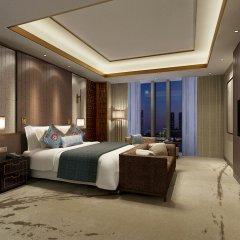 Golden Eagle Summit Hotel Yancheng комната для гостей