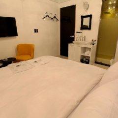 Отель Hwagok Lush Hotel Южная Корея, Сеул - отзывы, цены и фото номеров - забронировать отель Hwagok Lush Hotel онлайн комната для гостей фото 8