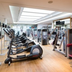 Отель Millennium Hilton Seoul Южная Корея, Сеул - 1 отзыв об отеле, цены и фото номеров - забронировать отель Millennium Hilton Seoul онлайн фитнесс-зал фото 2