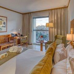 Senator Parque Central Hotel комната для гостей фото 5