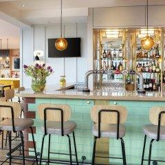 Отель Jurys Inn Liverpool гостиничный бар