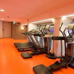 Comfort Hotel Grand Central фитнесс-зал фото 4