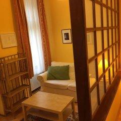 Апартаменты Club Apartment Budapest комната для гостей фото 3