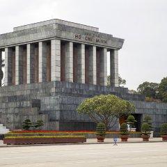 Отель Hanoi Advisor Вьетнам, Ханой - отзывы, цены и фото номеров - забронировать отель Hanoi Advisor онлайн приотельная территория фото 2