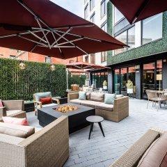 Отель Avenue Suites-A Modus Hotel США, Вашингтон - отзывы, цены и фото номеров - забронировать отель Avenue Suites-A Modus Hotel онлайн бассейн фото 2