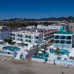 Отель Dorado Ibiza Suites - Adults Only пляж фото 2