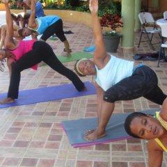 Отель Milbrooks Resort Ямайка, Монтего-Бей - отзывы, цены и фото номеров - забронировать отель Milbrooks Resort онлайн фитнесс-зал фото 3