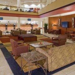 Отель Hyatt Regency Columbus США, Колумбус - отзывы, цены и фото номеров - забронировать отель Hyatt Regency Columbus онлайн интерьер отеля фото 3