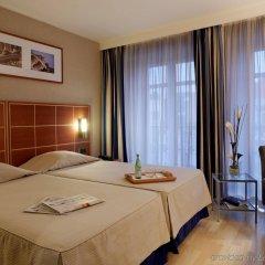 Отель Catalonia Grand Place Бельгия, Брюссель - 2 отзыва об отеле, цены и фото номеров - забронировать отель Catalonia Grand Place онлайн комната для гостей фото 3