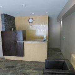 Отель Oceanside Hotel Канада, Ванкувер - отзывы, цены и фото номеров - забронировать отель Oceanside Hotel онлайн интерьер отеля фото 2