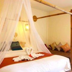 Отель Kantiang Oasis Resort And Spa Ланта сейф в номере