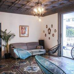 Отель Casa Kessler Barcelona Hostel Испания, Барселона - 1 отзыв об отеле, цены и фото номеров - забронировать отель Casa Kessler Barcelona Hostel онлайн комната для гостей фото 3