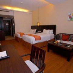 Отель Best Western Resort Kuta комната для гостей фото 4