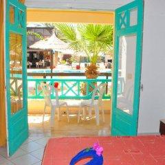 Отель Diar Yassine Тунис, Мидун - отзывы, цены и фото номеров - забронировать отель Diar Yassine онлайн интерьер отеля фото 3