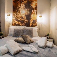 Отель Corona Deluxe Apt (Must) Греция, Салоники - отзывы, цены и фото номеров - забронировать отель Corona Deluxe Apt (Must) онлайн комната для гостей фото 4