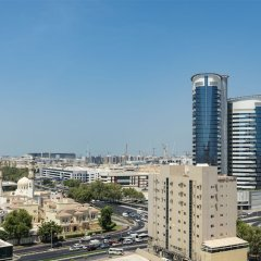 Отель Four Points by Sheraton Downtown Dubai Дубай городской автобус