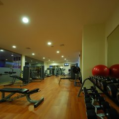 Pasa Beach Hotel - All Inclusive Мармарис фитнесс-зал фото 3