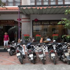 Hoa My II Hotel парковка