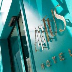 Artus Hotel by MH фитнесс-зал