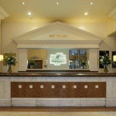 Отель Holiday Inn London Kings Cross / Bloomsbury интерьер отеля фото 3