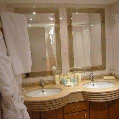 Отель Ramada by Wyndham Sofia City Center Болгария, София - 4 отзыва об отеле, цены и фото номеров - забронировать отель Ramada by Wyndham Sofia City Center онлайн ванная