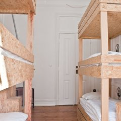 The Independente Hostel & Suites Лиссабон удобства в номере фото 2