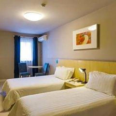 Отель Jinjiang Inn (Xi'an Wujiao Subway Station Airport Bus) Китай, Сиань - отзывы, цены и фото номеров - забронировать отель Jinjiang Inn (Xi'an Wujiao Subway Station Airport Bus) онлайн комната для гостей фото 4