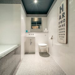 Апартаменты Spacious 2 Bedroom Apartment in Manchester City Centre ванная фото 2