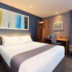 Travelodge London Central City Road Hotel комната для гостей фото 5