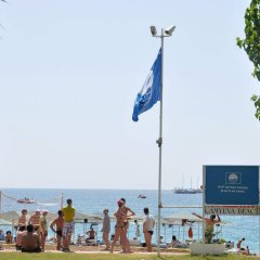 Camyuva Beach Hotel пляж фото 2