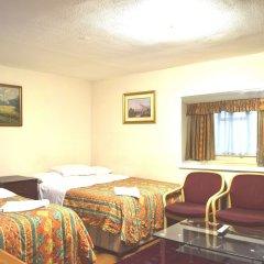 Ventures Hotel комната для гостей