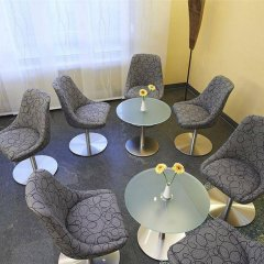 Отель GHOTEL hotel & living München – Zentrum Германия, Мюнхен - 1 отзыв об отеле, цены и фото номеров - забронировать отель GHOTEL hotel & living München – Zentrum онлайн интерьер отеля фото 2