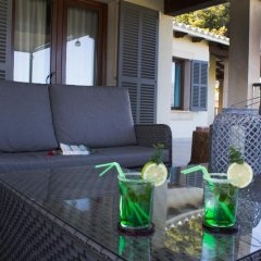 Отель Villa Carmen балкон