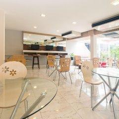 Отель Nantra Ploenchit Бангкок гостиничный бар