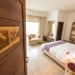 Отель The Swiss Freetown Сьерра-Леоне, Фритаун - отзывы, цены и фото номеров - забронировать отель The Swiss Freetown онлайн комната для гостей фото 4