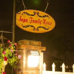 Sapa Family House Hotel развлечения