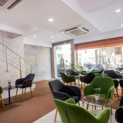 Отель Novina Мальдивы, Мале - отзывы, цены и фото номеров - забронировать отель Novina онлайн интерьер отеля фото 2