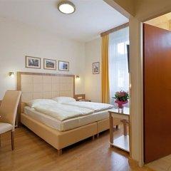 Отель Goldeness Theaterhotel Зальцбург комната для гостей фото 4