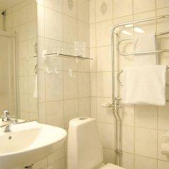 Отель Sunderby Folkhögskola Hotell & Konferens ванная