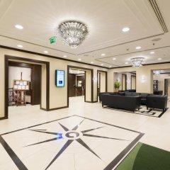 Отель Holiday Inn Krakow City Centre Польша, Краков - 4 отзыва об отеле, цены и фото номеров - забронировать отель Holiday Inn Krakow City Centre онлайн интерьер отеля фото 3
