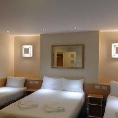 Отель Jesmond Dene Лондон комната для гостей