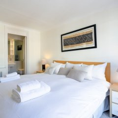 Отель 2 Bedroom House in Maida Vale With Balcony комната для гостей фото 2