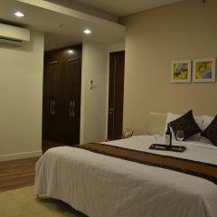 Апартаменты An Phu Plaza Serviced Apartment комната для гостей